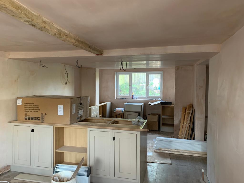 Cavendish renovation update